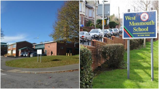 Two Torfaen schools are in financial trouble