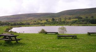 Garn Lakes. Picture: Torfaen council