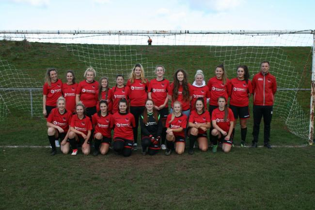 HEADING UP: Coed Duon Dragons have won back-to-back promotions since being formed in 2017