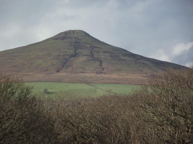 IMPOSING: Reader Niccie Tyler sent in this shot of the Sugar Loaf mountain.