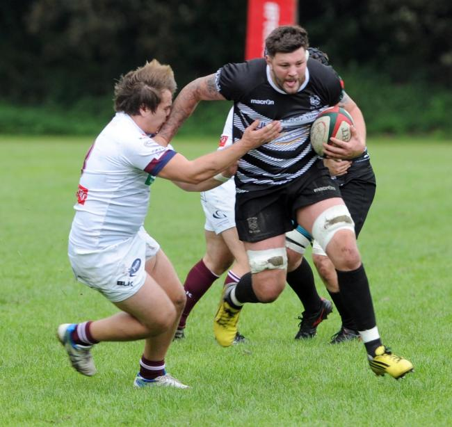 NEW RECRUIT: Ieuan Jones has moved to Pontypool from Cross Keys