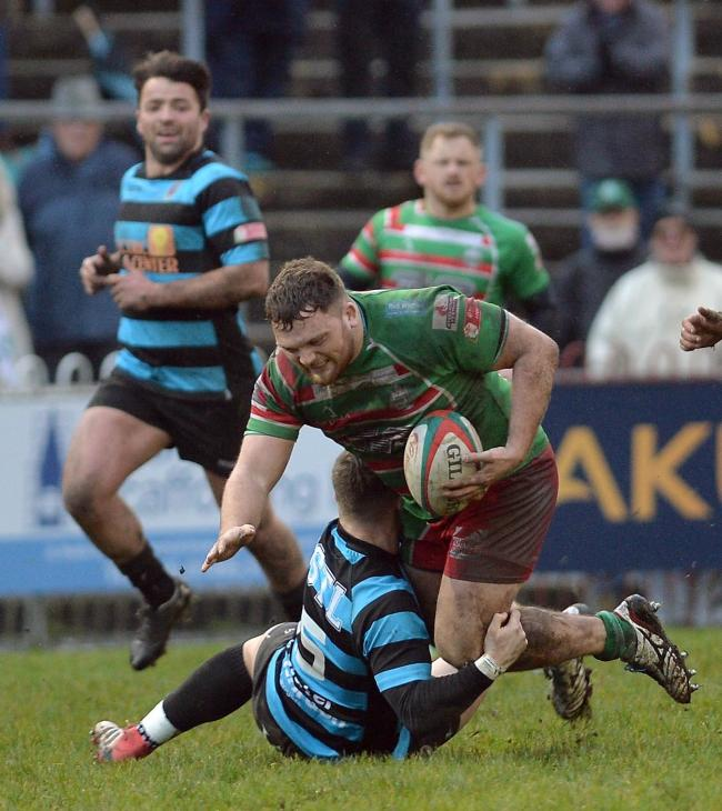 Ebbw Vale will face Cardiff at the Arms Park in the cup