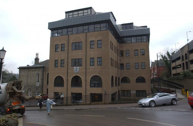 Torfaen council headquarters in Pontypool.