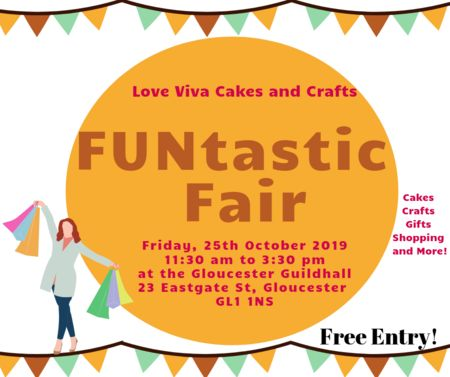 FUNtastic Fair by Love Viva Cakes and Crafts
