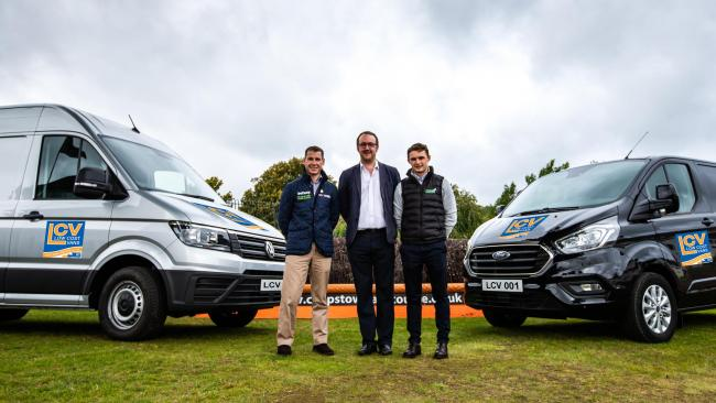 Low Cost Vans are sponsoring the Robert Mottram Novices Chase at our Jump Season Opener this weekend