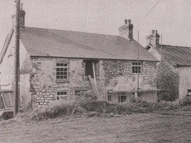 The successfully restored Garw Row cottages. Picture: Torfaen Museum.