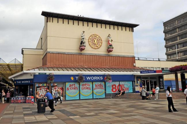 The Congress Theatre, Cwmbran town centre, has closed following government advice in an attempt to contain the spread of coronavirus..