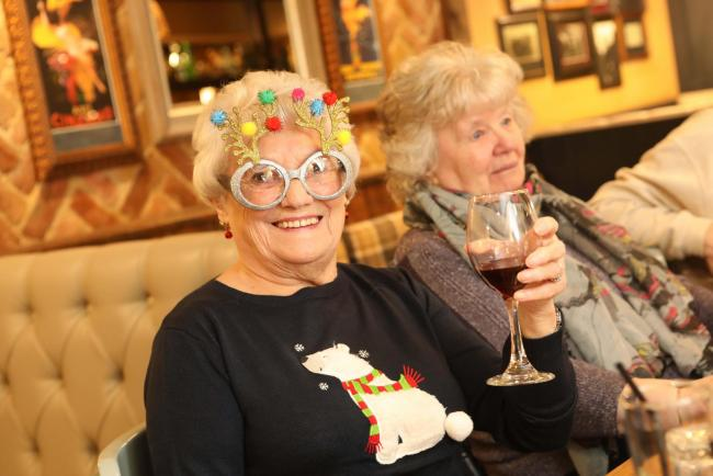 A free Christmas party is being held for older people Durham city