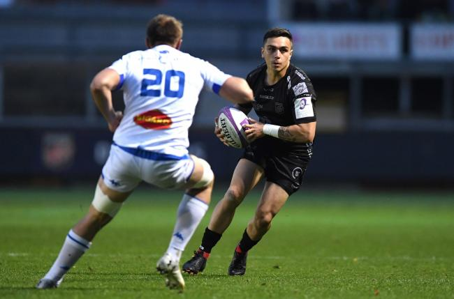 CHANCE TO SHINE: Jacob Botica has featured regularly for the Dragons after not playing at all last season