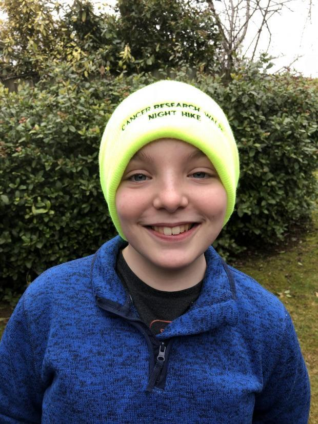 Tom Walker – who died in June 2018 aged just 13