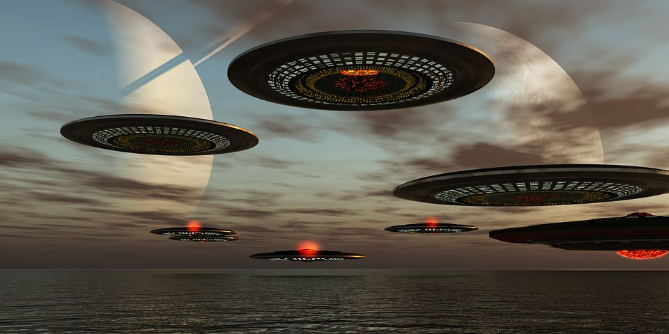 UFO and Paranormal Conference on Sun the 7th June
