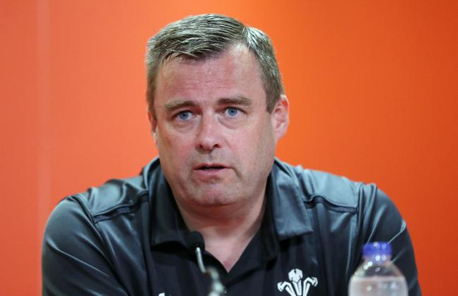 LOAN: Chief executive Martyn Phillips says the Welsh Rugby Union will borrow funds