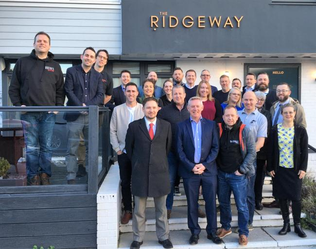 The Dragons of Newport networking group is returning to its former homes at The Ridgeway, Newport for its weekly meetings, and Rodney Parade for it's quarterly Big Breakfasts