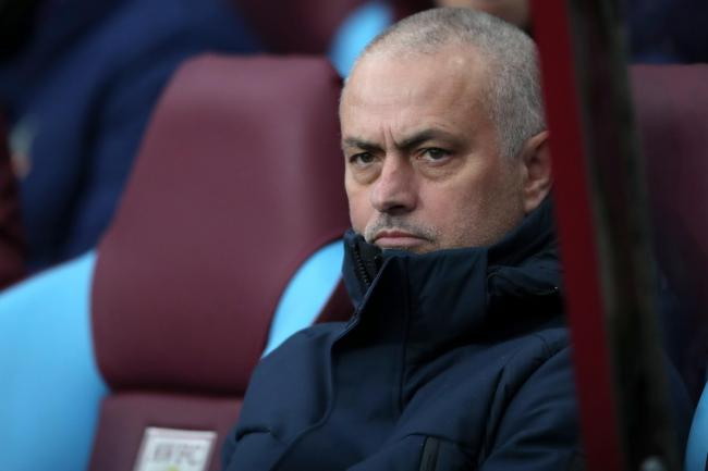 Mourinho is facing a bleak injury situation