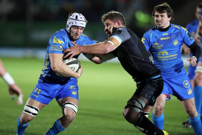 COMEBACK: Ollie Griffiths is close to a Dragons return