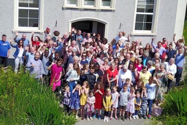 Noddfa Church is offering support in the community. Picture: Noddfa Church