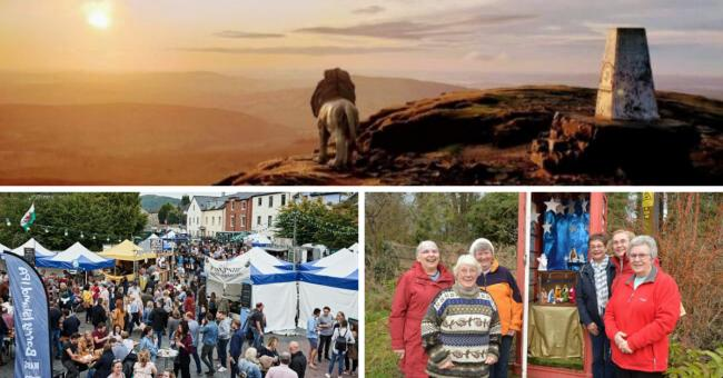 Abergavenny in Sunday Times 'Best Places to Live' guide