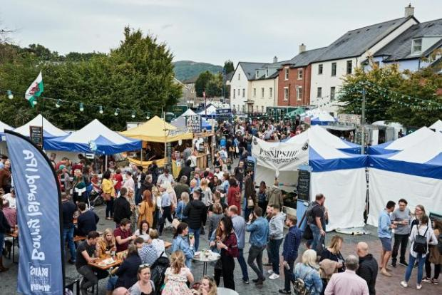 Free Press Series: Abergavenny Food Festival