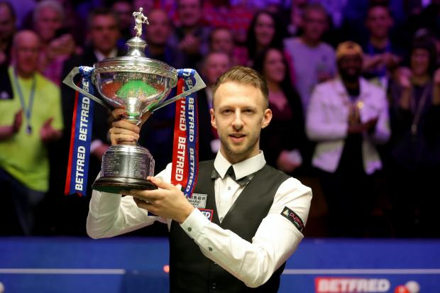 Reigning world champion Judd Trump will be in action as snooker resumes on Monday with the Championship League in Milton Keynes