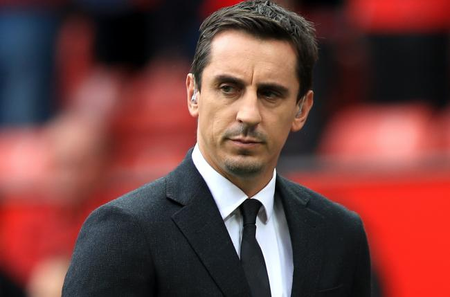 Gary Neville expressed his fears for EFL clubs (Mike Egerton/PA)