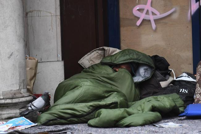 A scheme to help rough sleepers in Torfaen will be extended. PIC: PA