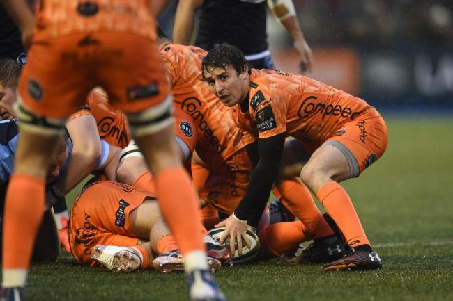 EXCITED: Rhodri Williams is confident the Dragons can upset Bristol at Ashton Gate