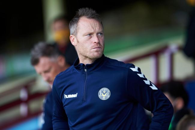 DISAPPOINTED: Exiles boss Michael Flynn