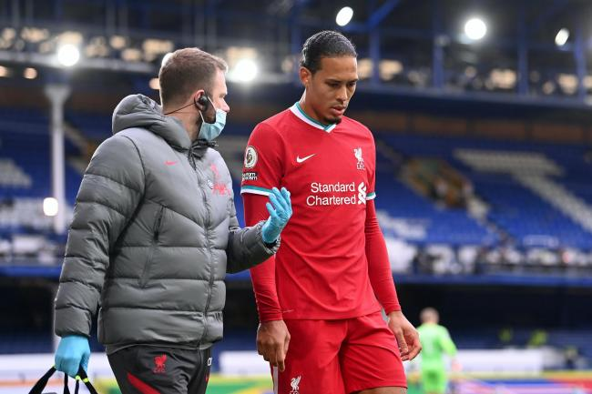 Virgil Van Dijk needs surgery
