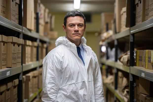 Free Press Series: Undated ITV Handout Photo from The Pembrokeshire Murders. Pictured: Luke Evans as Steve Wilkins. See PA Feature SHOWBIZ TV Evans. Picture credit should read: ITV/World Productions. WARNING: This picture must only be used to accompany PA?Feature SHOWBIZ TV