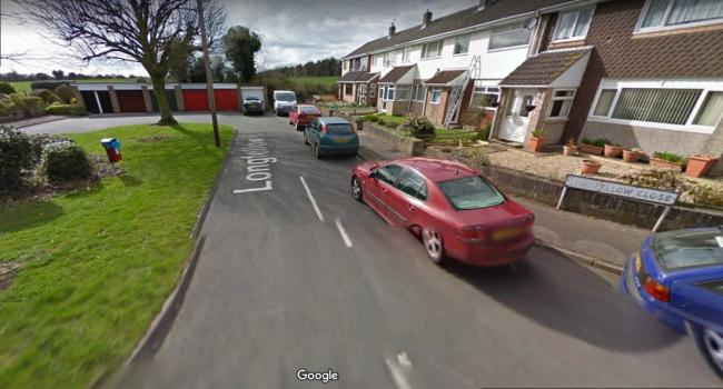 Longfellow Close, Caldicot. Picture: Google Maps