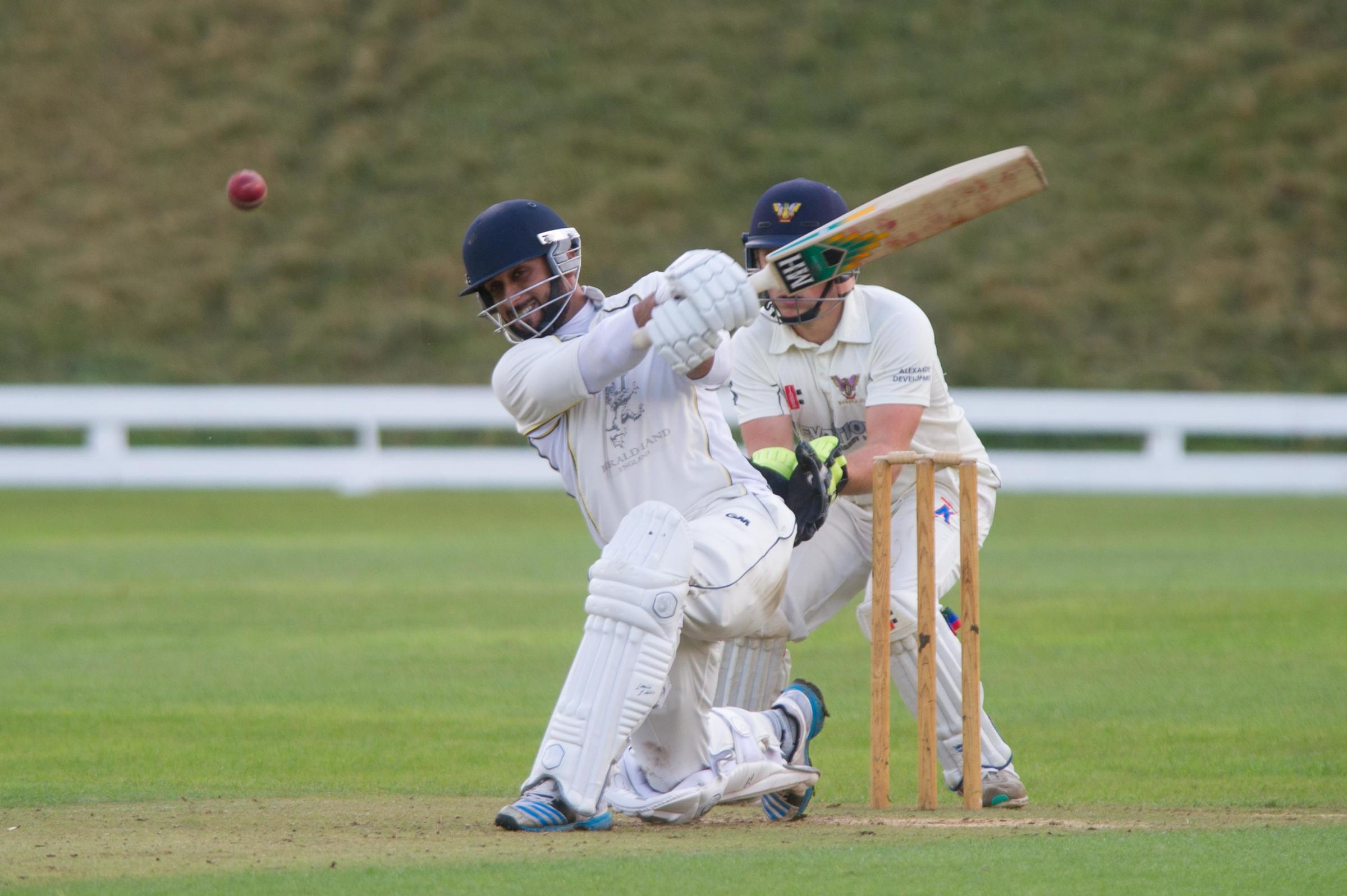 Imran Hassans superb century wasnt enough for Newport