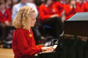 Pontypool school pupils showcase talents at eisteddfod | Free Press
