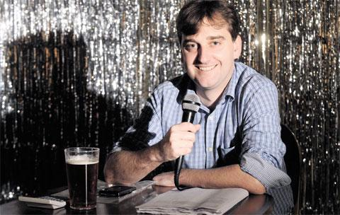 MAN WITH THE ANSWERS: Nick Ramsay AM is hosting pub quizzes
