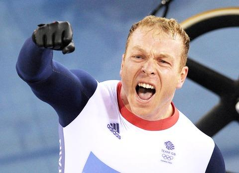 Free Press Series: Chris Hoy, in whose honour the Glasgow velodrome is named