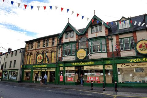 END OF AN ERA: Historic family-run Abergavenny department store, Richards is to close