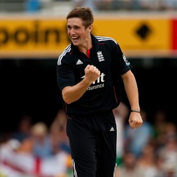 Chris Woakes is back in the England fold