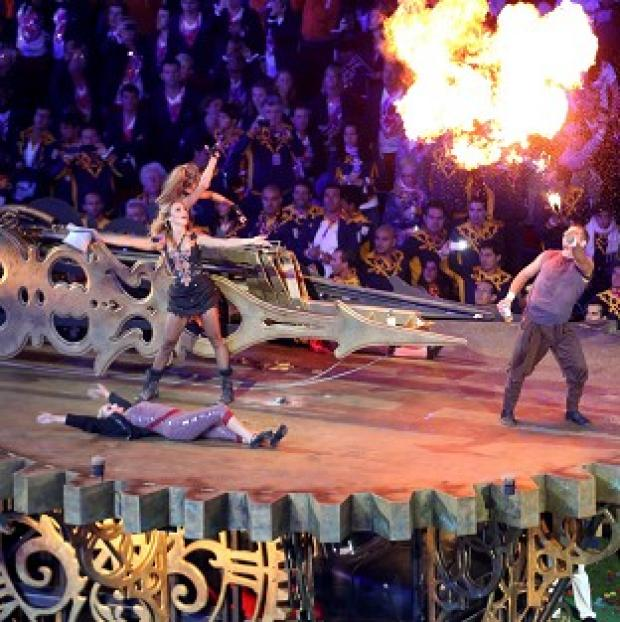 A stunning closing ceremony brought London 2012 to an end