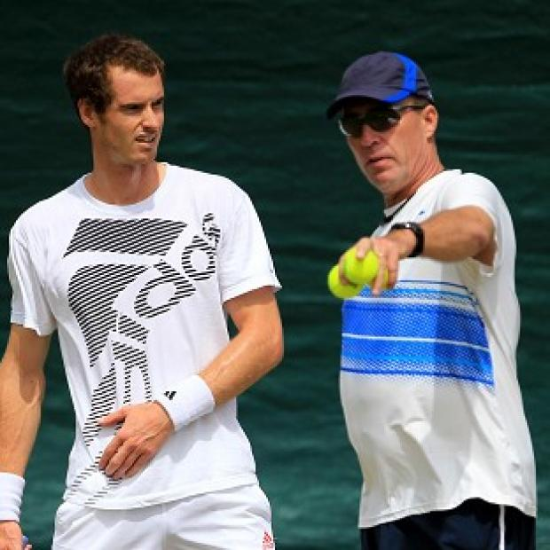 Ivan Lendl, right, has backed Andy Murray for even greater things