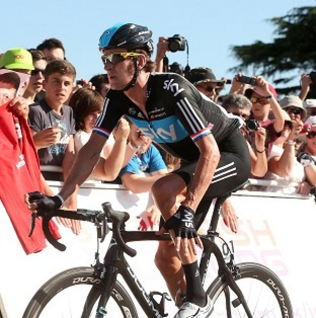 Bradley Wiggins has been named in Great Britain's road World Championships team