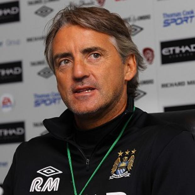 Roberto Mancini says Manchester City's long-term goal is European domination