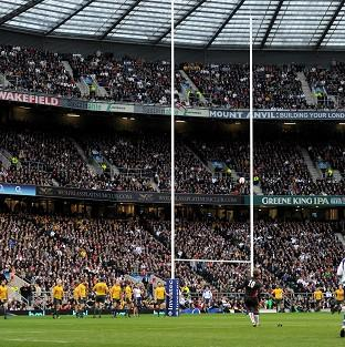 England may play one of their 2015 World Cup matches away from Twickenham