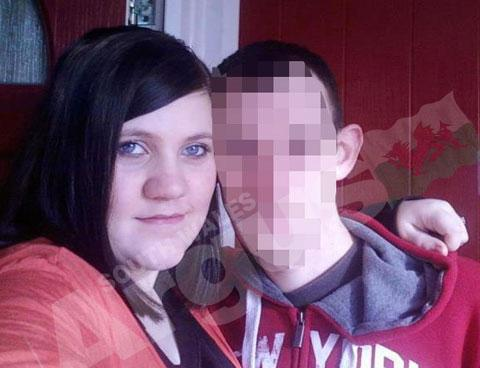 DIED: Kay-Leigh Buckley, who was killed in the blaze on   Tillsland, Coed Eva in Cwmbran