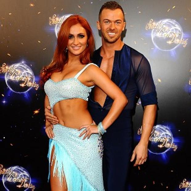 Strictly Come Dancing's Aliona Vilani has fractured her ankle, while co-star Artem Chigvintsev fractured his spine last year