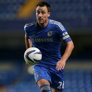 Clarke Carlisle says a four-match ban for John Terry, pictured, is not enough