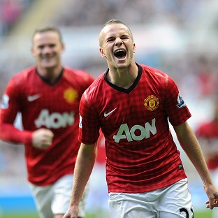 Tom Cleverley scored a wonderful goal as Manchester United beat Newcastle