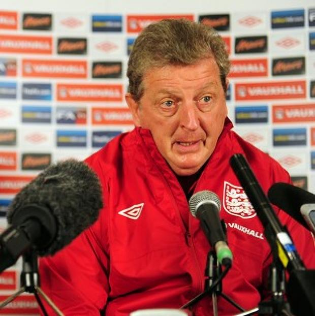 Roy Hodgson, pictured, has accepted Ryan Bertrand's apology for swearing on Twitter
