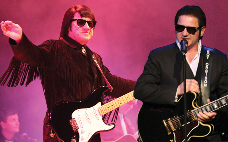 Roy Orbison and Friends with Barry Steele