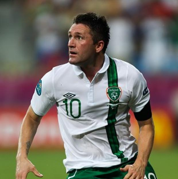 Robbie Keane kooks set to face the Faroe Islands