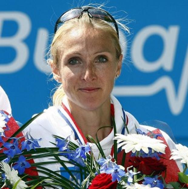 Paula Radcliffe has said 'retirement is definitely not in any plans'