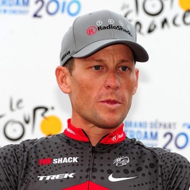 The International Cycling Union said it received a donation from Lance Armstrong, pictured, but strongly denied it was linked to a cover up